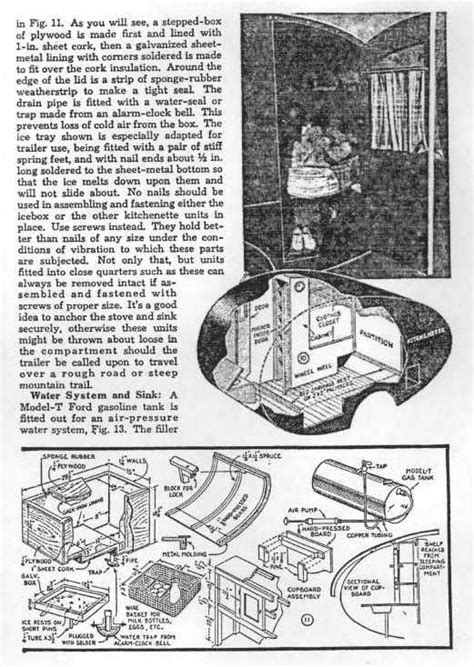 popular home craft midget trailer article early
