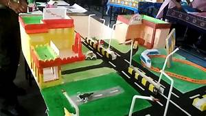 Smart City Model Science Exhibition