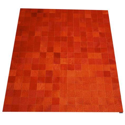 tapis de cuisine orange les tapis en peaux se réinventent maclou maclou