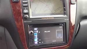2003 Acura Mdx Pioneer Navigation Upgrade Camera Bluetooth