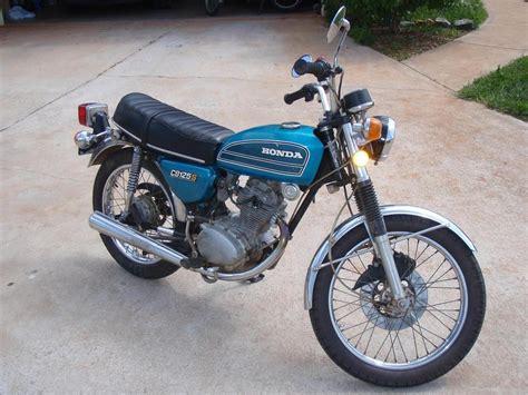 Honda Cb 125 by Honda Cb 125 Technical Data Of Motorcycle Motorcycle