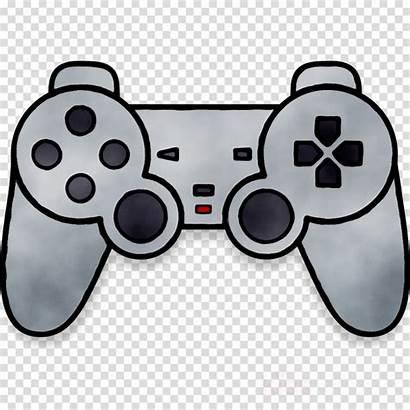 Controller Clipart Transparent Ps3 Cartoon Xbox Joystick