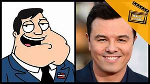 Behind The Voices - American Dad - YouTube