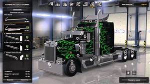 American Truck Simulator  Kenworth W900 Accessories Pack