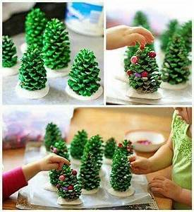 Give pine cones a new purpose DIY Holiday Crafts for the