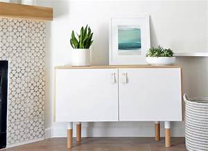 IKEA Console Table Hack IKEA Hacks The Very Best Of