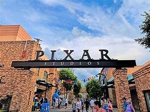 Pixar Place | Pixar Place at Disney Hollywood Studios in ...