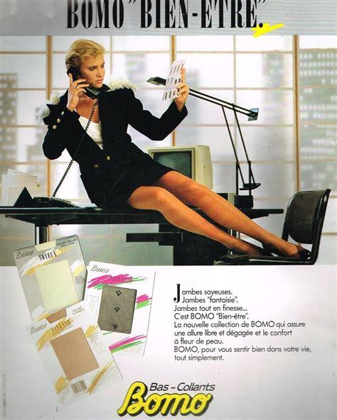 hosiery   max totally  legwear advertising flashbak