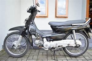 Jual Honda Astrea Grand Legenda 2 Tahun 2004 Mesin Kering