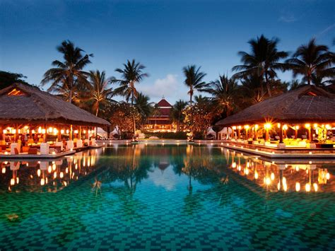 Family Friendly Hotels In Jimbaran Bay Bali