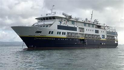 Geographic National Venture Boat Nichols