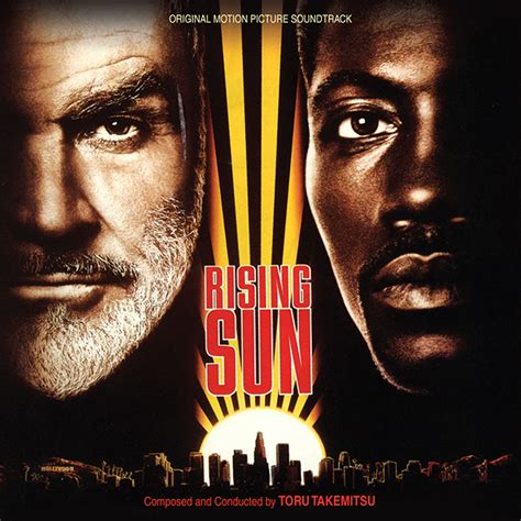 Music from the motion picture RISING SUN with Music by ...
