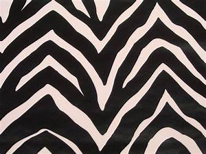 Bold & Graphic Modern Zebra Pattern Contact Paper
