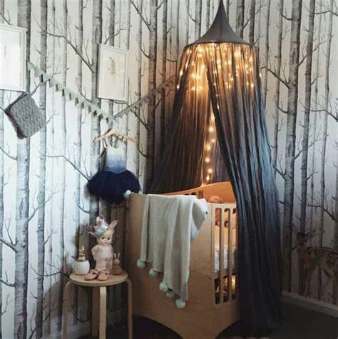 crib canopies perfect   nursery design