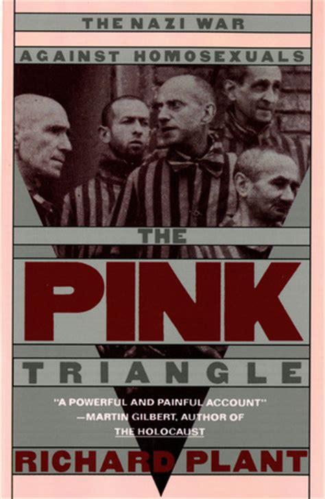 pink triangle  nazi war  homosexuals