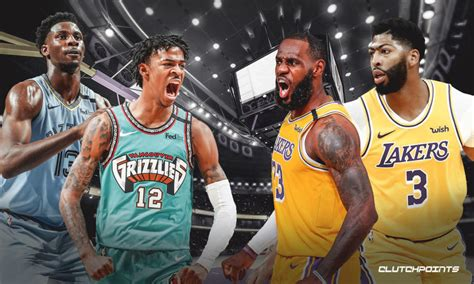 NBA odds: Grizzlies vs. Lakers prediction, odds, pick, and ...