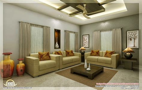Interior Design For Living Room In Kerala