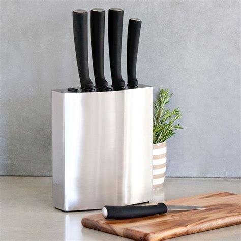 range couteaux de cuisine porte couteaux de cuisine en 24 idées pratiques
