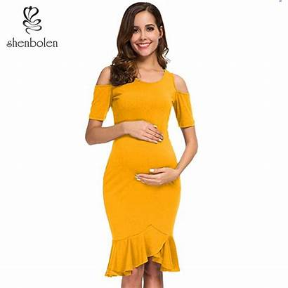 Factory Maternity Pregnancy Plain Clothes Clothing Oversize