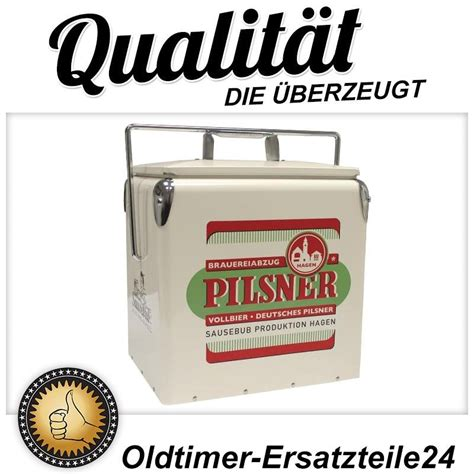 Le 60er Design by Sausebub Retro K 252 Hlbox Im 50er 60er Jahre Pilsner Design