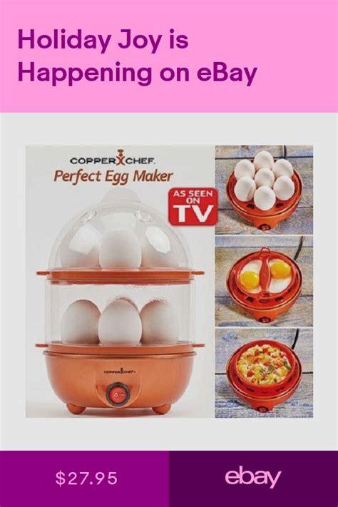 copper chef cookware home garden ebay copper chef perfect eggs egg cooker