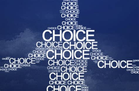 A Personal Choice  Think & Be Positive