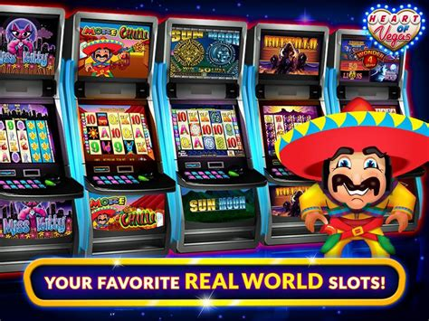 Heart Of Vegas Slots Casino For Android