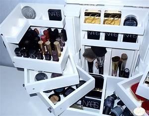 Boite De Rangement Maquillage : mes rangements makeup muji hema asos anna sui amazon lori greiner ~ Teatrodelosmanantiales.com Idées de Décoration