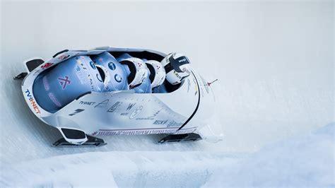 TIEŠRAIDE: Pasaules kausa posms bobslejā. 1.brauciens ...