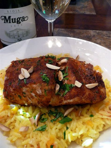 spanish grouper rice saffron bolek chef fish