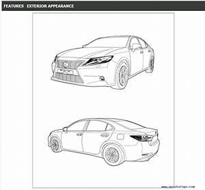 Lexus Es250  Es350 Service Manual 06  2012 2015 Download