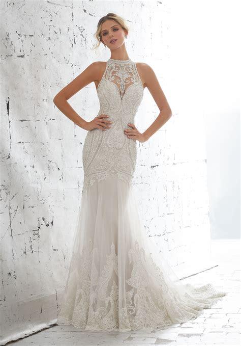 Lysandra Wedding Dress Style 1717 Morilee