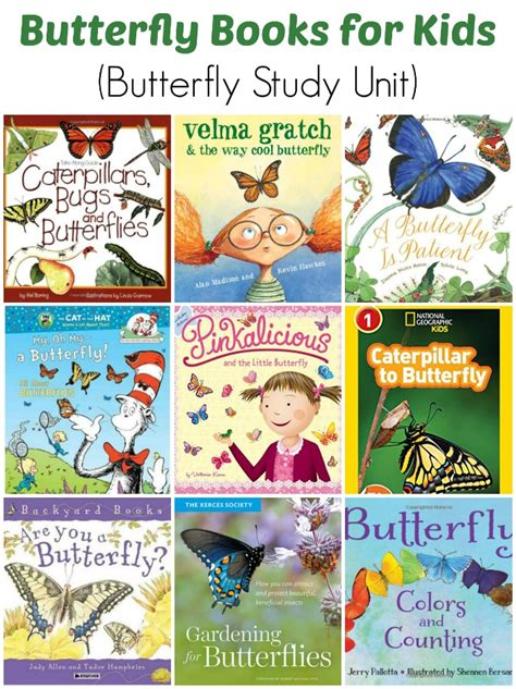 butterfly books for children butterfly study unit 740 | Butterfly Books for Children
