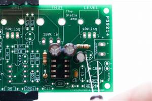 Stella Amp Assembly Instructions