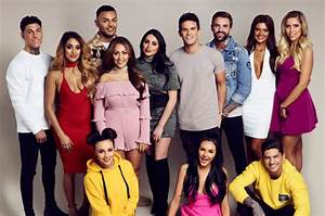 Geordie Shore cast 2017 officially revealed Daily Star