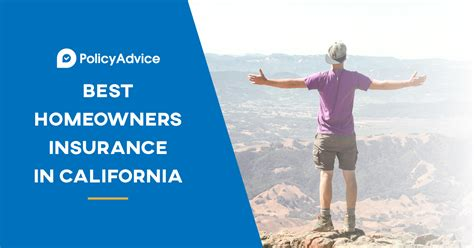 Our review of homeowners insurance companies takes a look at availability, financial strength, and more to help you find the best fit for your home. Best homeowners insurance in California   Policy Advice