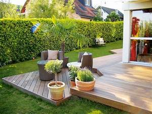 idee deco terrasse bois With superior salon de jardin pour terrasse 1 decoration salon halloween