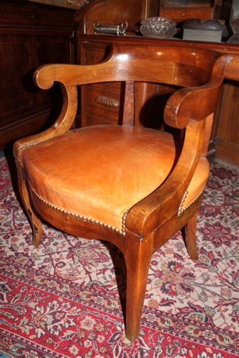 fauteuil de bureau epoque restauration toulouse 31 antiquit 233 s brocante en ligne puces d oc