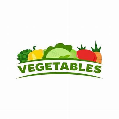 Vegetables Fresh Vector Vegetable Logos Eps Format