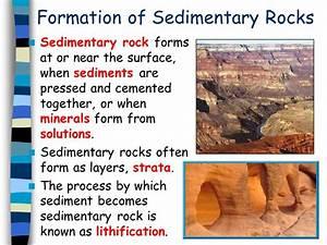 Sedimentary Rocks. - ppt download