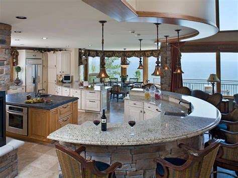 Kitchen. Awesome Inspiring and Unique Kitchen Island