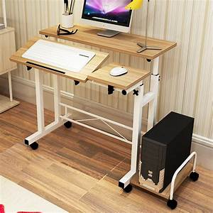 Simple Notebook Computer Desk Office Desk Type Home Simple ...