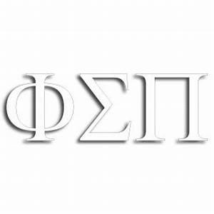 greek life greek life With sigma pi greek letters