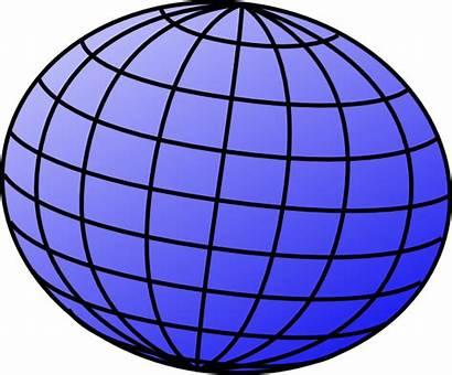Globe Clip Clipart Earth Vector Cliparts Clker