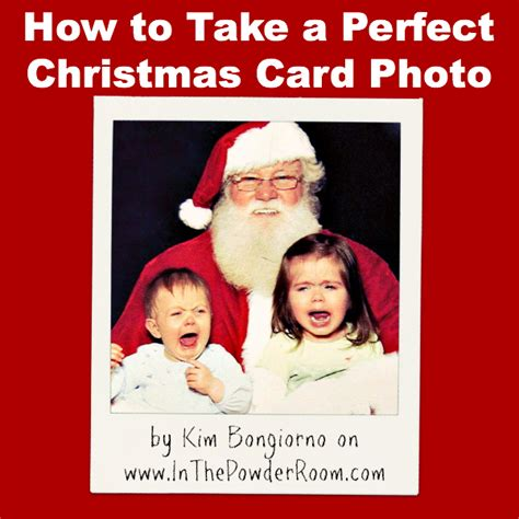 the perfect christmas card let me start by saying