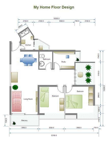 Floor Plan Examples