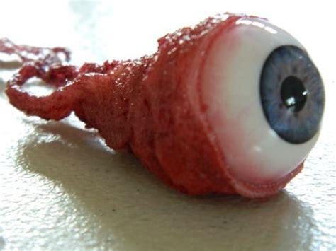 premium ripped  eyeball  quality prop bluegray