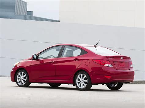 Hyundai Accent Sedan by 2013 Hyundai Accent Price Photos Reviews Features