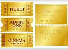 Movie ticket free vector download 428 Free vector for