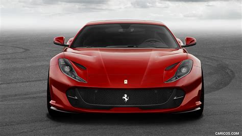 812 Superfast Backgrounds by 2018 812 Superfast Front Hd Wallpaper 5